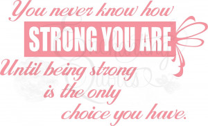 Breast Cancer Quotes   Inspirational Sayings