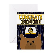 Granddaughter Graduation Greeting Cards