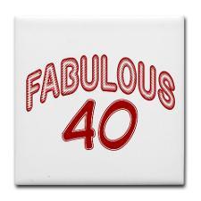 Fabulous 40 Birthday Quotes