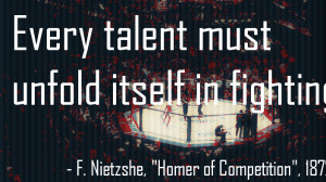 Fighting Quotes Motivational Nietzshe on fighting