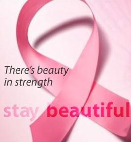 ... cancer and the families supporting them... stay strong, stay beautiful