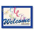 Whirlwind Welcome Card