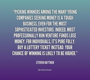 Steven Rattner Quotes