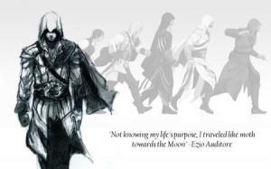 Ezio Auditore - game, ezio auditore, quote, assassins creed