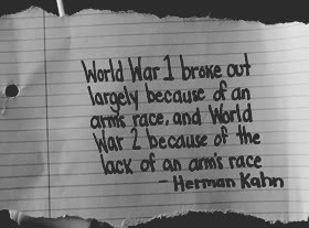 World War I Quotes & Sayings