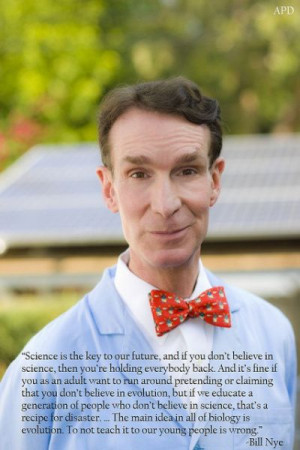 lost a lot of respect for Bill Nye after watching Bill Nye ...
