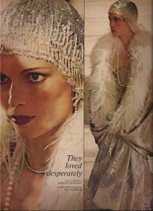 Mia Farrow Great Gatsby Daisy Buchanan