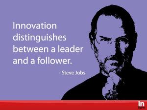 Leadership - Steve Jobs