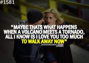 Eminem quotes love the way you lie