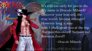 One Piece Dr Hiluluk Quotes