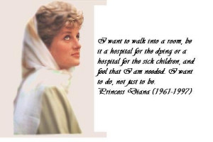 World Princess Diana Quotes