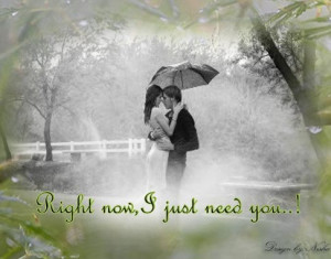 ... raining wallpaper ! Romantic raining quotes ! Romantic raining scraps