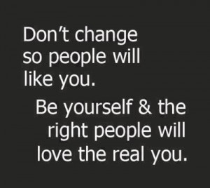 Real people quotes sayings