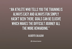Athlete Quotes Training