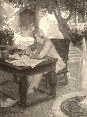 From St. Nicholas Magazine, August 1916.