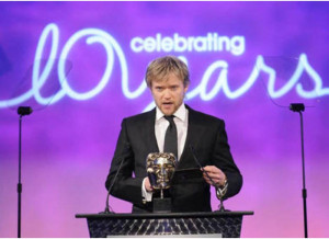 Marc Warren British Academy Television Awards