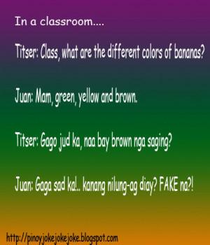 Tagalog Quotes Jokes