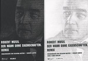 Robert Musil Der Mann ohne Eigenschaften Remix Buch 20 CDs