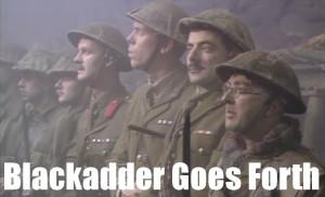 Brilliant Blackadder Goes Forth Quotes