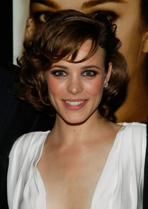 Rachel Mcadams Hair In About Time