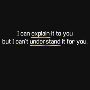 quotes_I can only explain