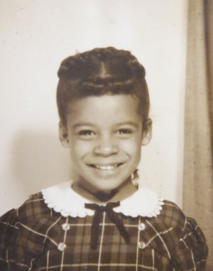 ... 1950's Golden Smile African American by InteriorVintage, $13.99
