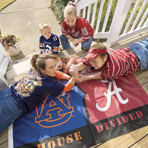 Auburn-Alabama Through the Decades