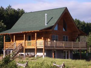 most beautiful log cabin homes