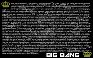 BIG BANG QUOTES by raining-pocky88