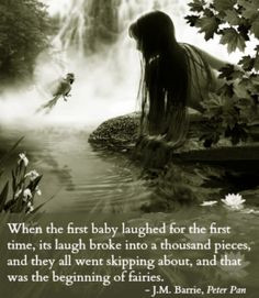 Barrie fairies quote 14 Favorite Quotes from Childrens Books