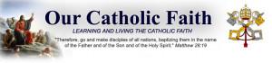Catholic Religious Quotes Our catholic faith (section b