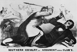 Legislative Branch (Congress) Photo: Sumner-Brooks Affair