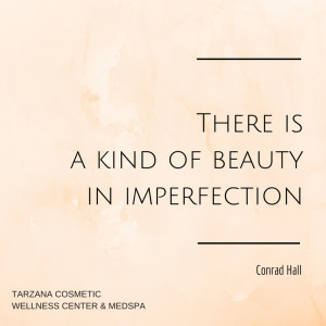 ... is a kind of beauty in imperfection — Conrad Hall, cinematographer