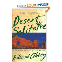 desert solitaire 1968 edward abbey quotes desert solitaire a season in ...