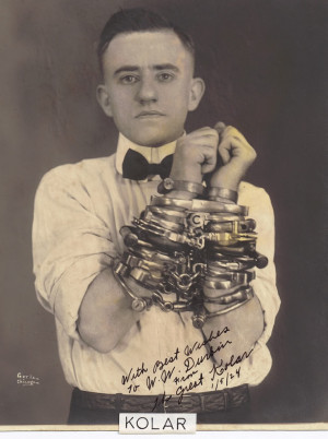 Harry Houdini Quotations Sayings Famous Quotes Of Picture