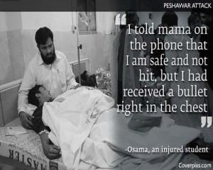 Sad Quotes Pics For Peshawar School Attack Facebook