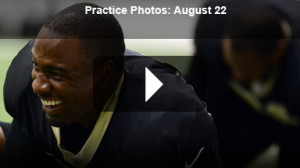 New Orleans Saints players post-practice quotes: August 22