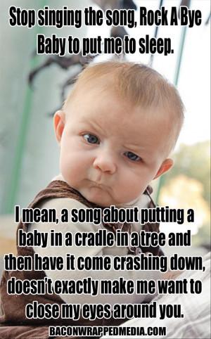 10 New Skeptical Baby Memes
