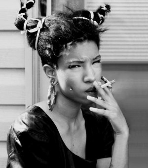 Ntozake Shange playwright, a poet, and feminist. She wrote the award ...