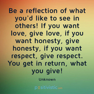 quotes about honesty and respect