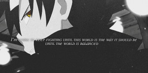 Anime Quotes About Death