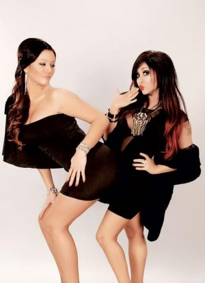Jersey Shore JWoWW and Snooki