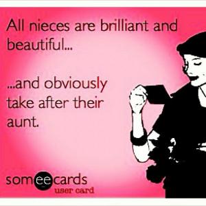 Nieces & Aunts
