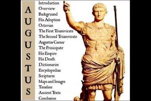 Octavian Augustus Caesar Quotes