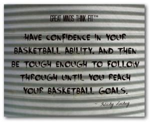 Basketball Confidence Quote #017