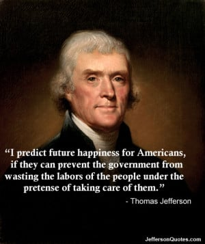 Predict Future Happiness For Americans...