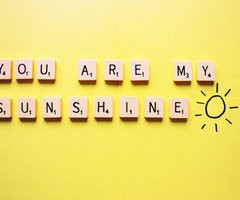 Love scrabble letters for quotes