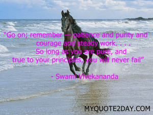 Success Quote, Swami Vivekananda. English quotes