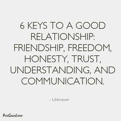 ... Trust | Friendship, Freedom, Honesty, Trust, ... | Quotes and Sayings
