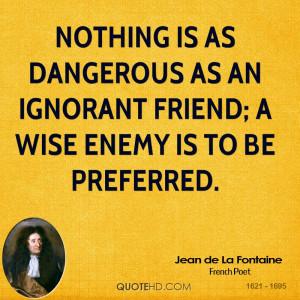 Jean de La Fontaine Quotes